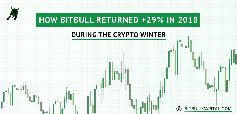 How BitBull Returned +29% in 2018, During the Crypto Winter