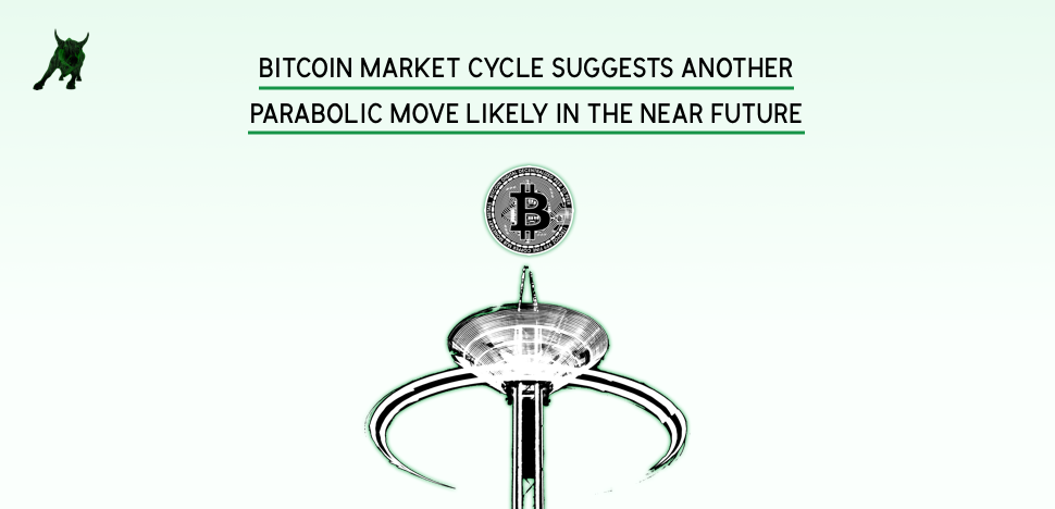 Bitcoin Market Cycle Suggests Another Parabolic Move Likely in the Near Future