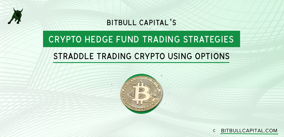 BitBull Capital's Crypto Hedge Fund Trading Strategies: Straddle Trading Crypto Using Options