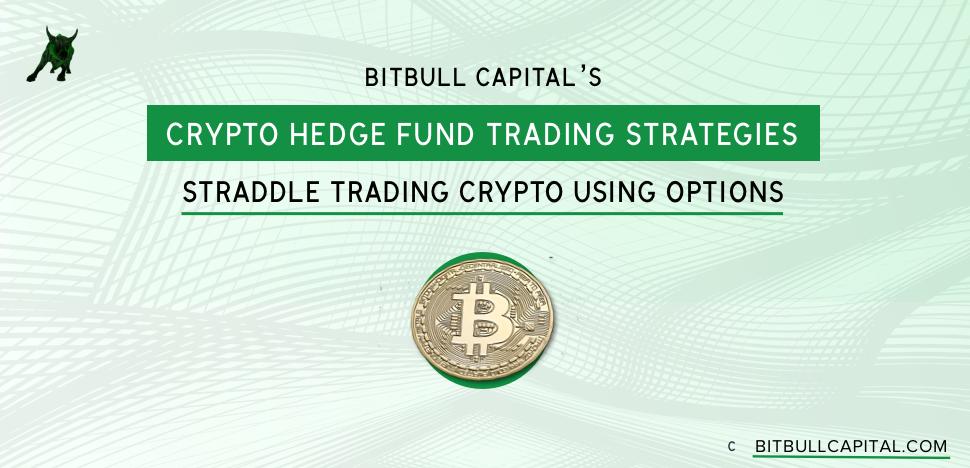 BitBull Capital's Crypto Hedge Fund Trading Strategies: Straddle Trading Crypto Using Options